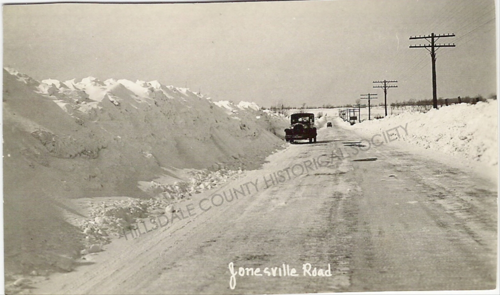 Jonesville Rd.