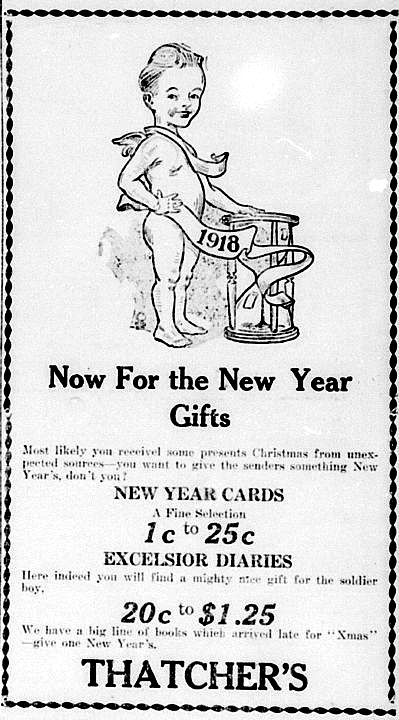 New Year Gifts HDN Dec 26 1917