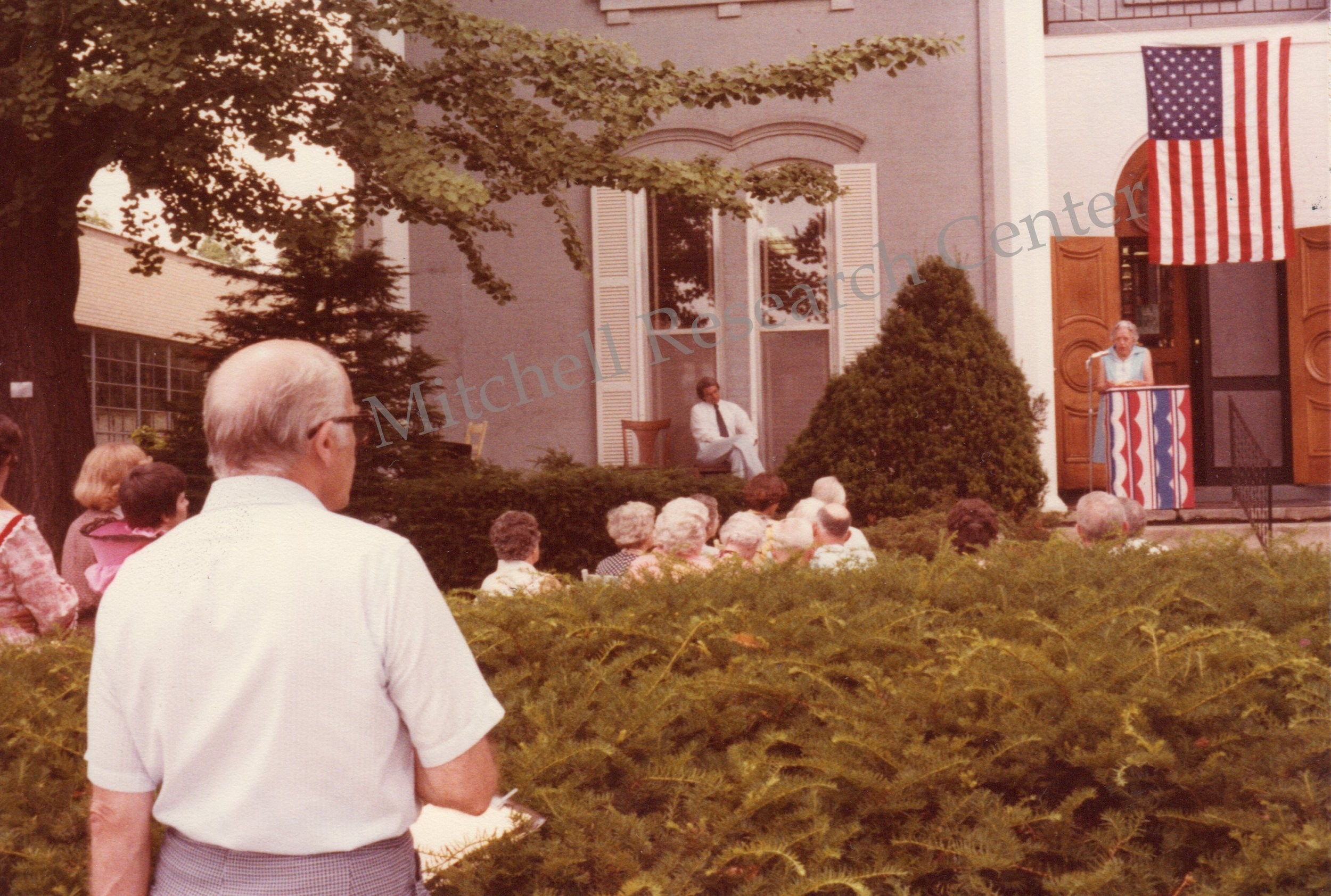 Time Capsule Ceremony July 16 1979