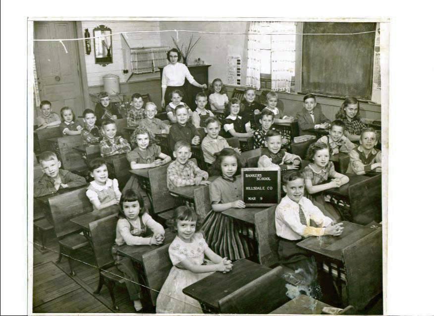 Bankers School 1955