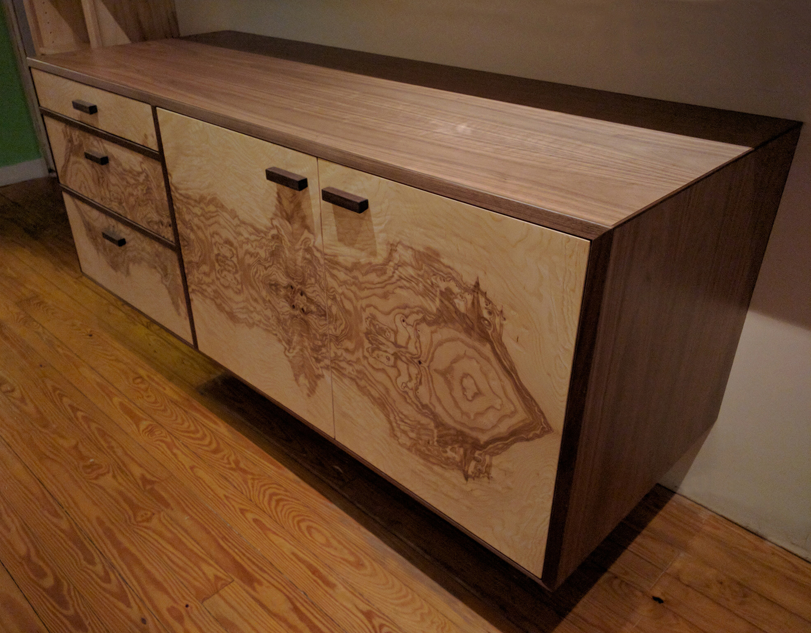 Halley Buffet Cabinet