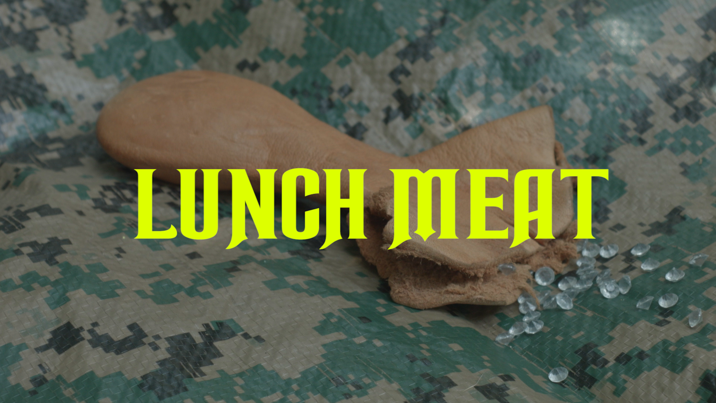 "COMING SOON, THE FEATURE FILM: ""LUNCH MEAT."""