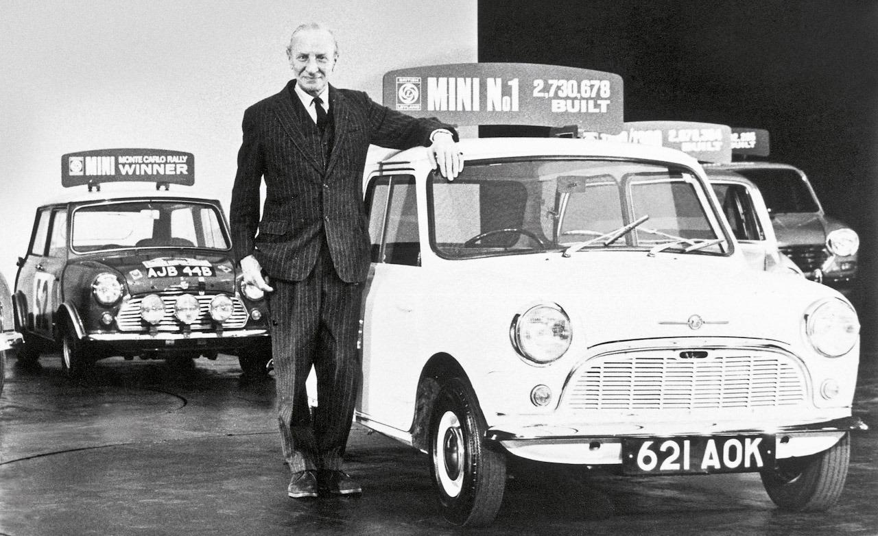 classic mini creator sir alex issgonis