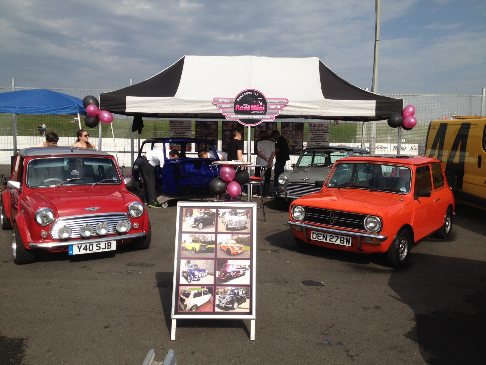 TRMC at Mini in the Park