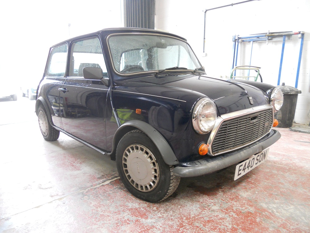 Mini Mayfair Prior to Conversion