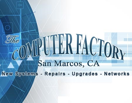 BBN North County San Diego Member - The Computer Factory