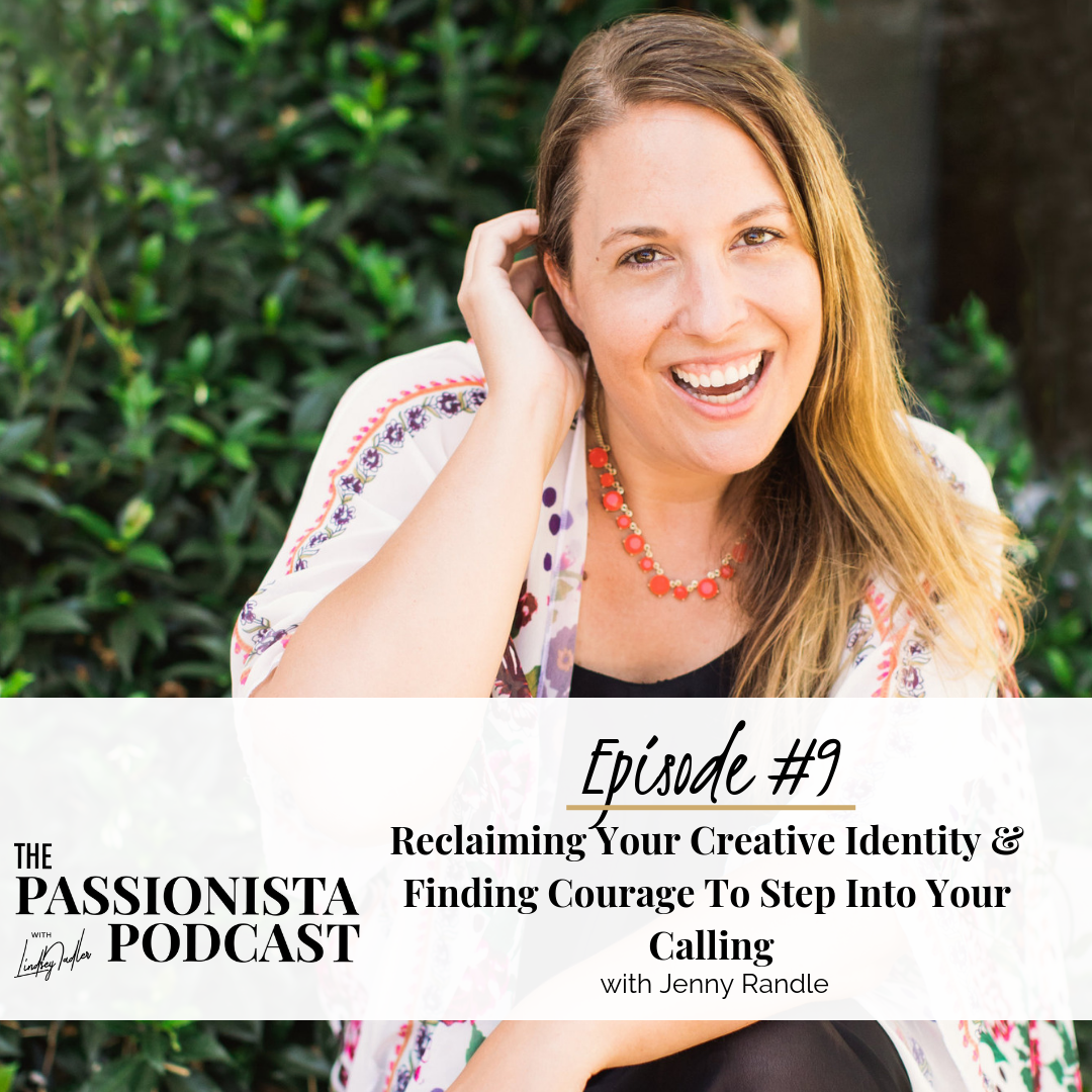 Graphic © The Passionista Podcast