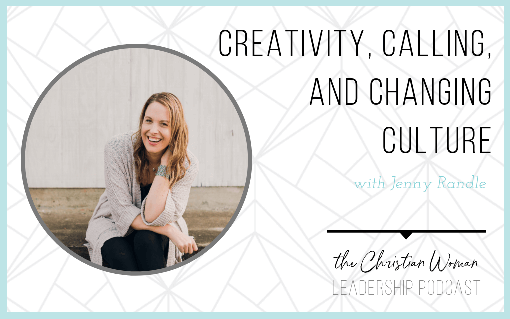 Graphic © The Christian Woman Leadership Podcast