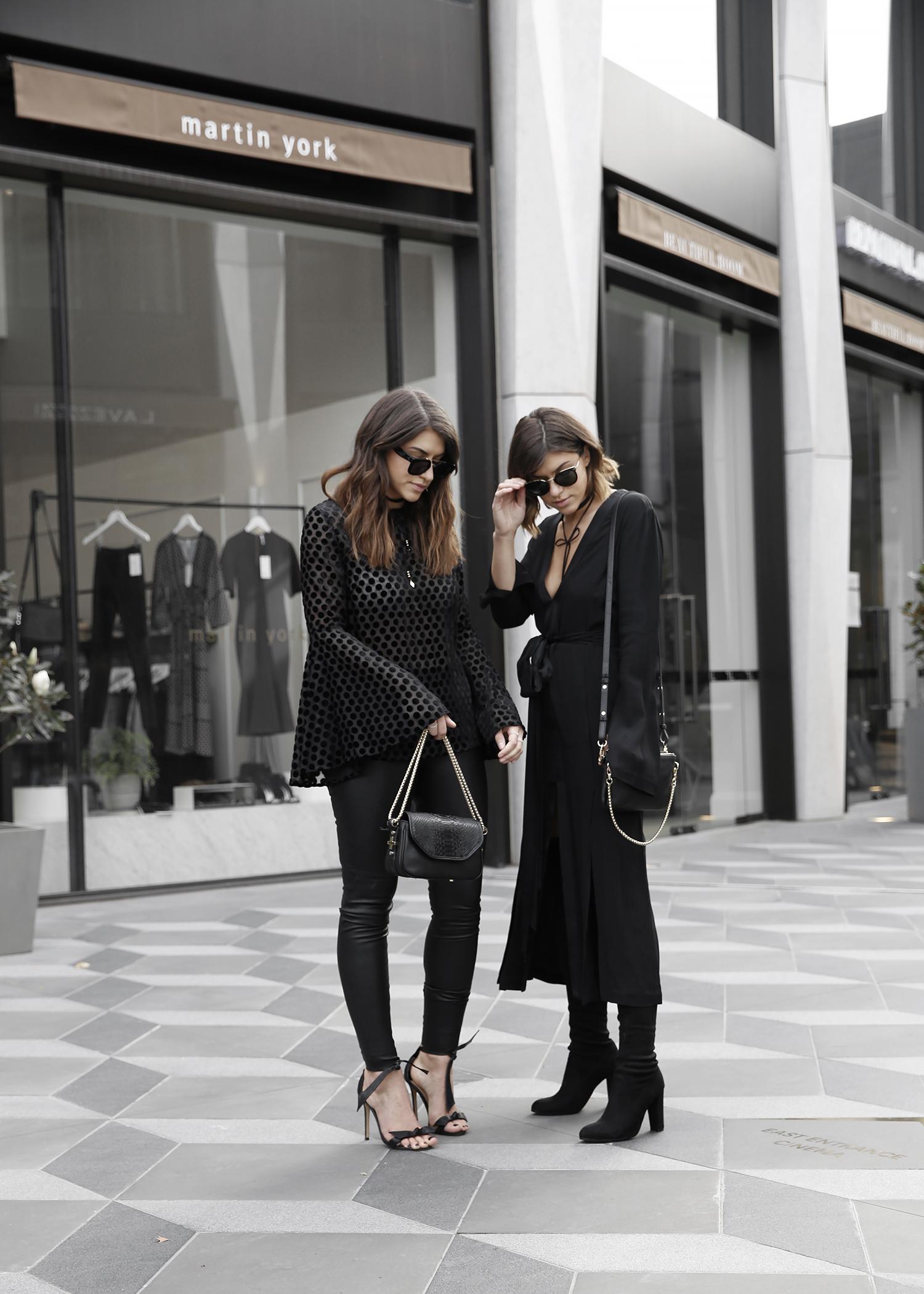 Bec & Mar Karagiorgos, blogger babes behind Twiceblessed