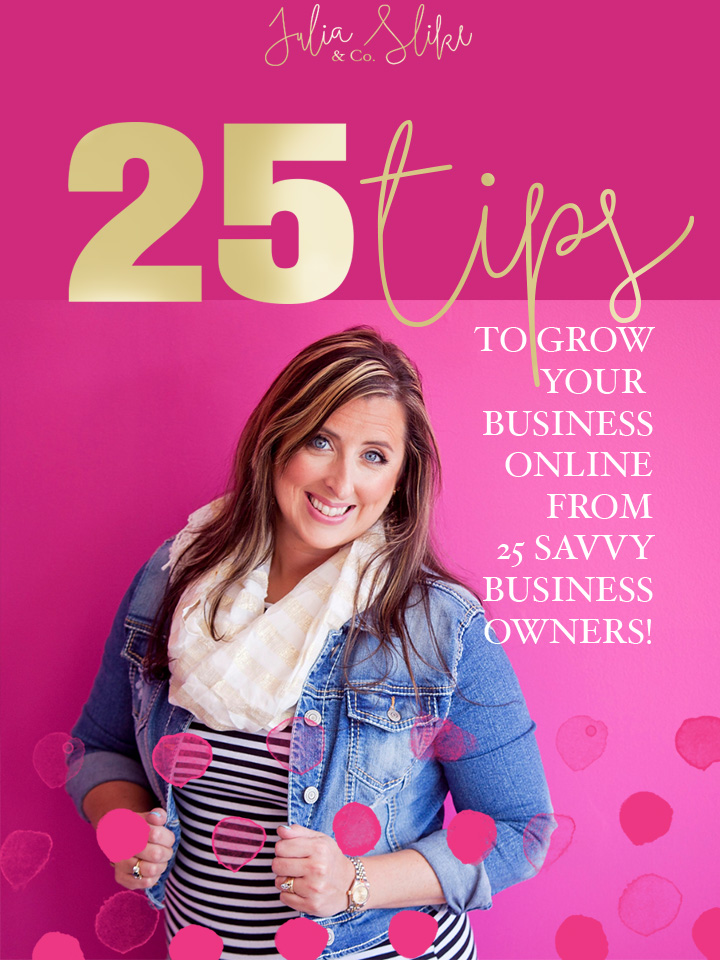 I asked 25 Business Owners their BEST tip for marketing a business online. Here is what they had to say!