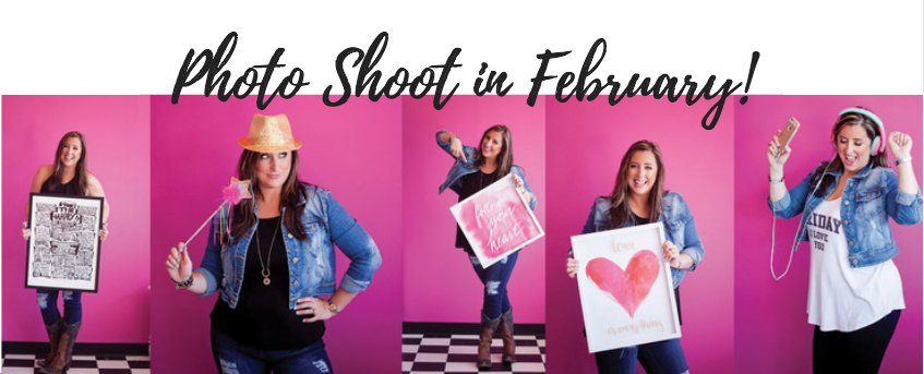 2-Day Retreat - March 2-3, 2018Come to the studio with the pink wall! We'll meet for 2 days in Central Pennsylvania for a day of masterminding and a day in front of the camera so you have amazing photos ON BRAND to use in your marketing this year!p.s. A photo shoot alone would cost more than this mastermind --- I'm hooking you up, girl! Come and get it!!!Retail Value   $2,500