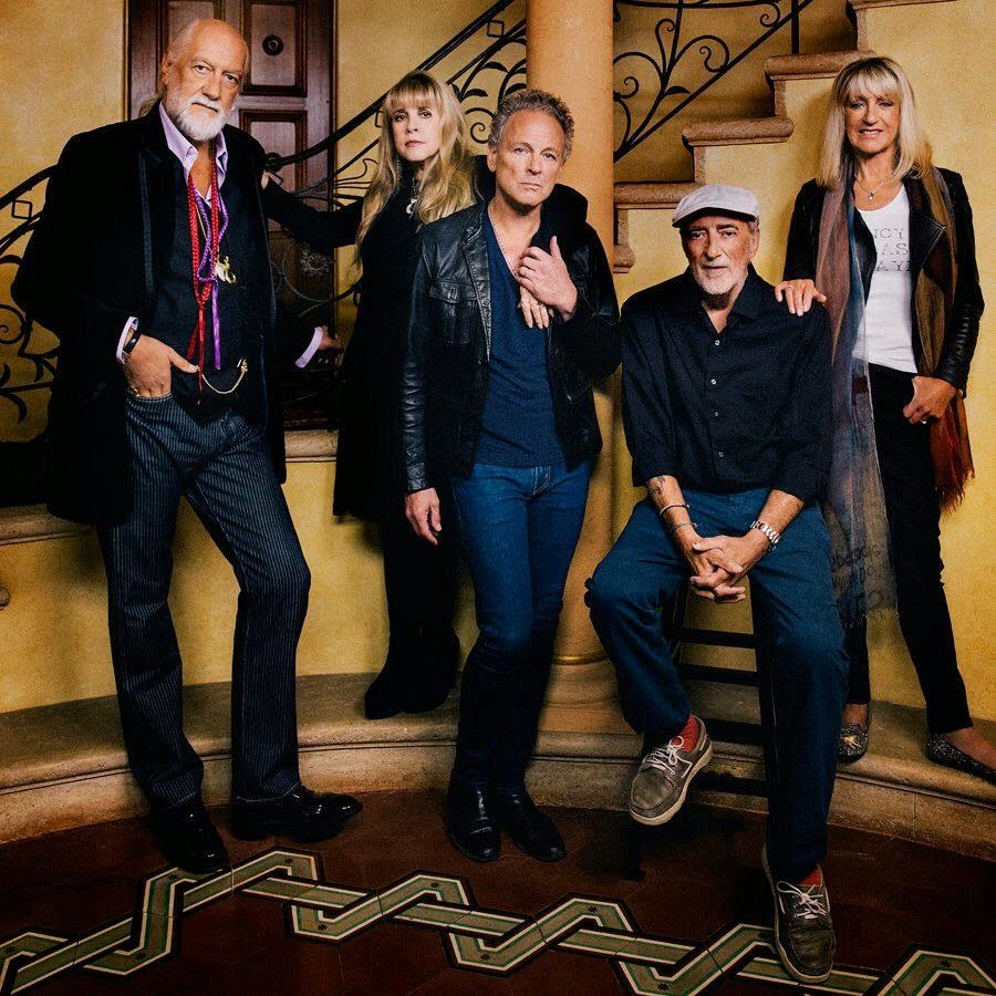 FLEETWOOD MAC      GET ON THE LIST