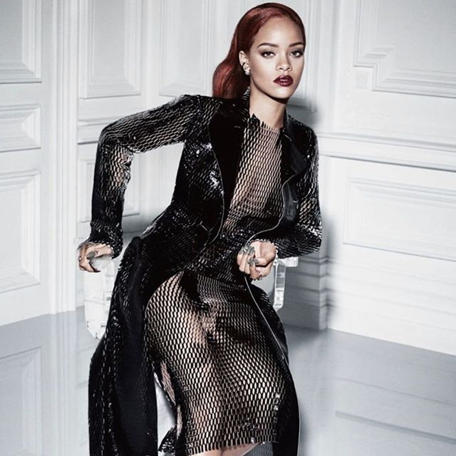 New Year, new music and another new tour! Can't wait to see our girl Riri!