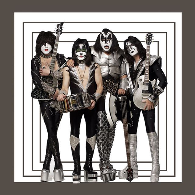 Don't KISS them goodbye just yet, KISS has announced their final tour! See them up close and personal with the help of @mogulyze 💋