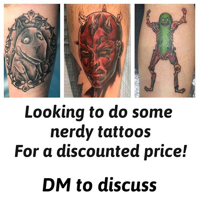 Matt Nelson — Lightning Revival Tattoo Company