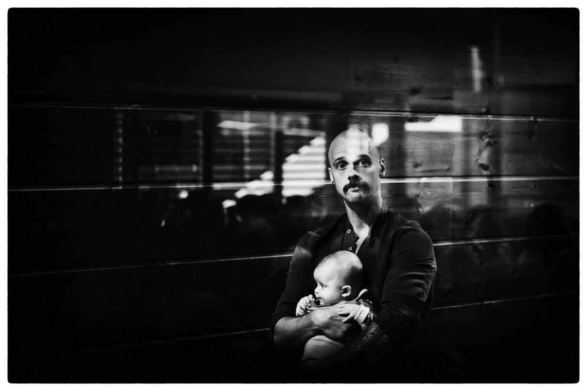 © A MAN'S WORLD by DELAFOI