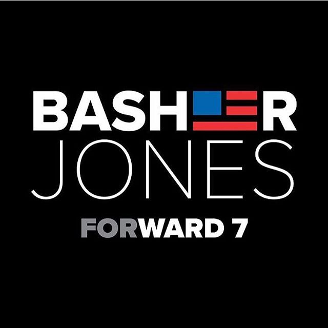 Cleveland, Ohio, @Basheerj is an exceptional brother and an exceptional leader. Move the city Forward by voting him ForWard7. #basheerjonesforward7 #cleveland #trueandliving