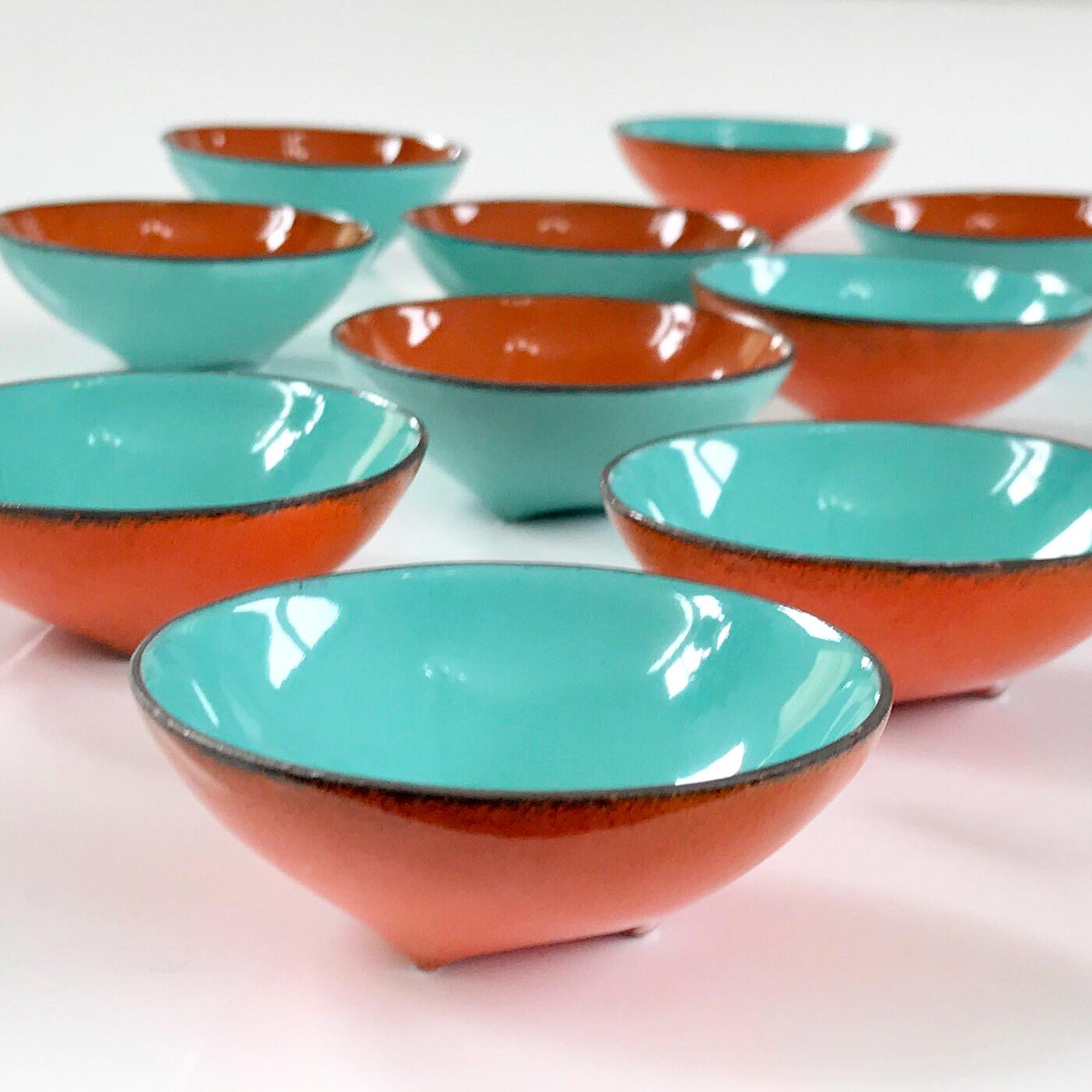 CG-Grisez-bitty bowl-orange-aqua