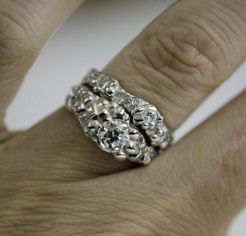mushroom ring set-CG Sculpture Jewelry-4843-sq.jpg