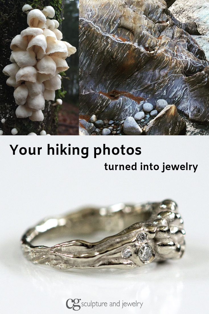 hiking photos turned wedding ring_CG Sculpture Jewelry.png