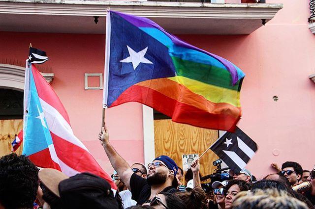 U N I F I E D 🗣 #rickyrenuncia #RickyRenuncio #wandarenuncia #puertorico