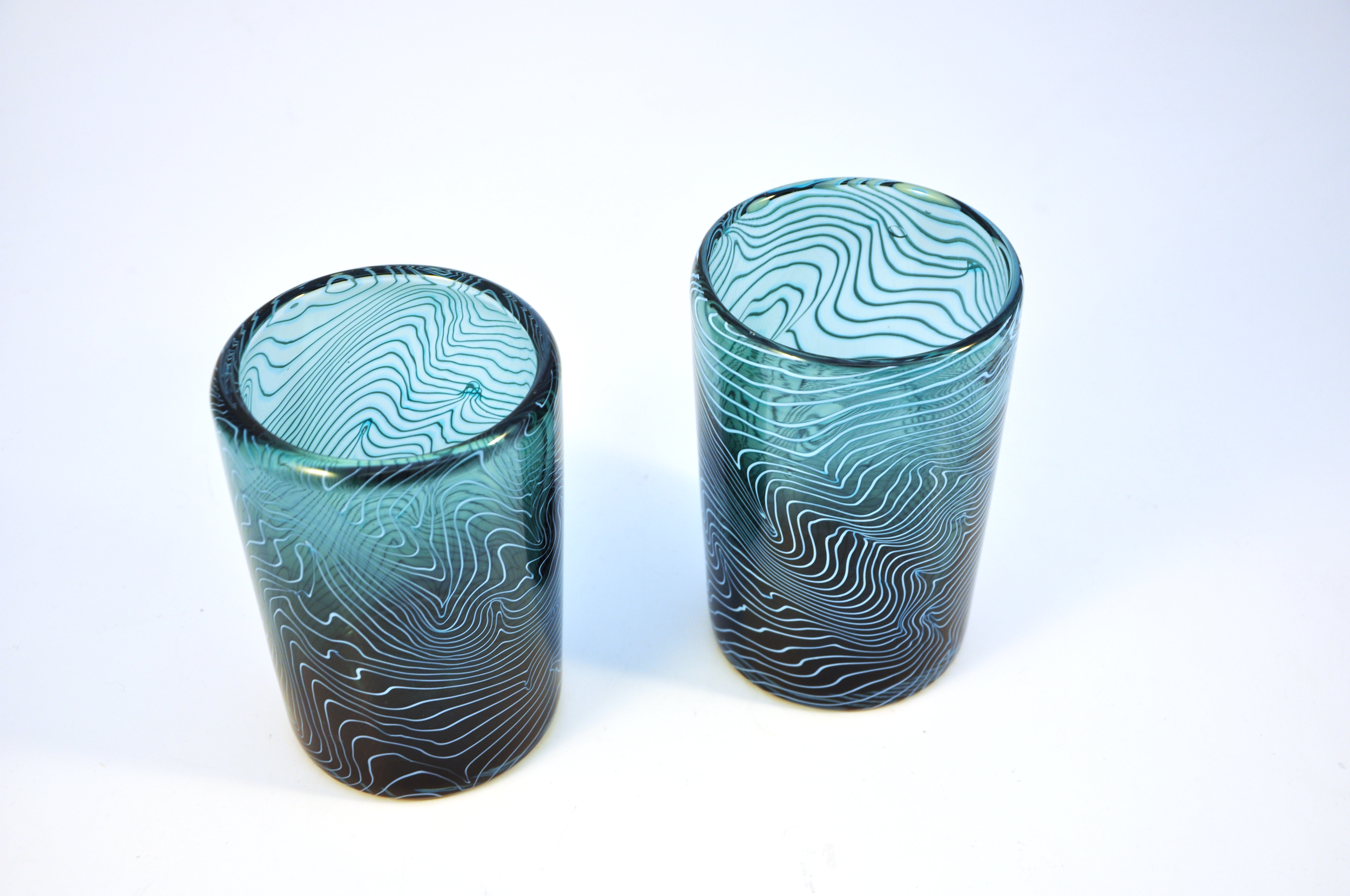 Topographic Cups. March 2019.