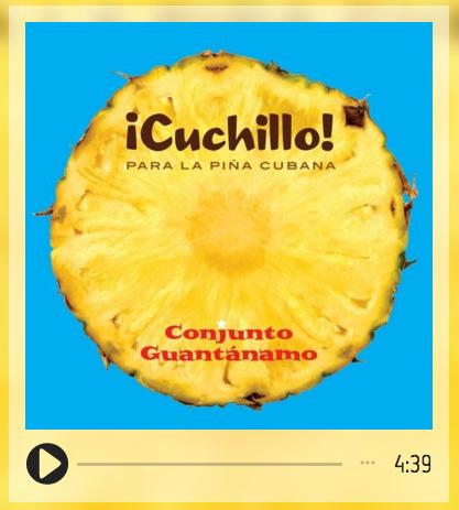 Cuchillo para la Piña Cubana  by    Conjunto Guantanamo     Piano / Keyboards