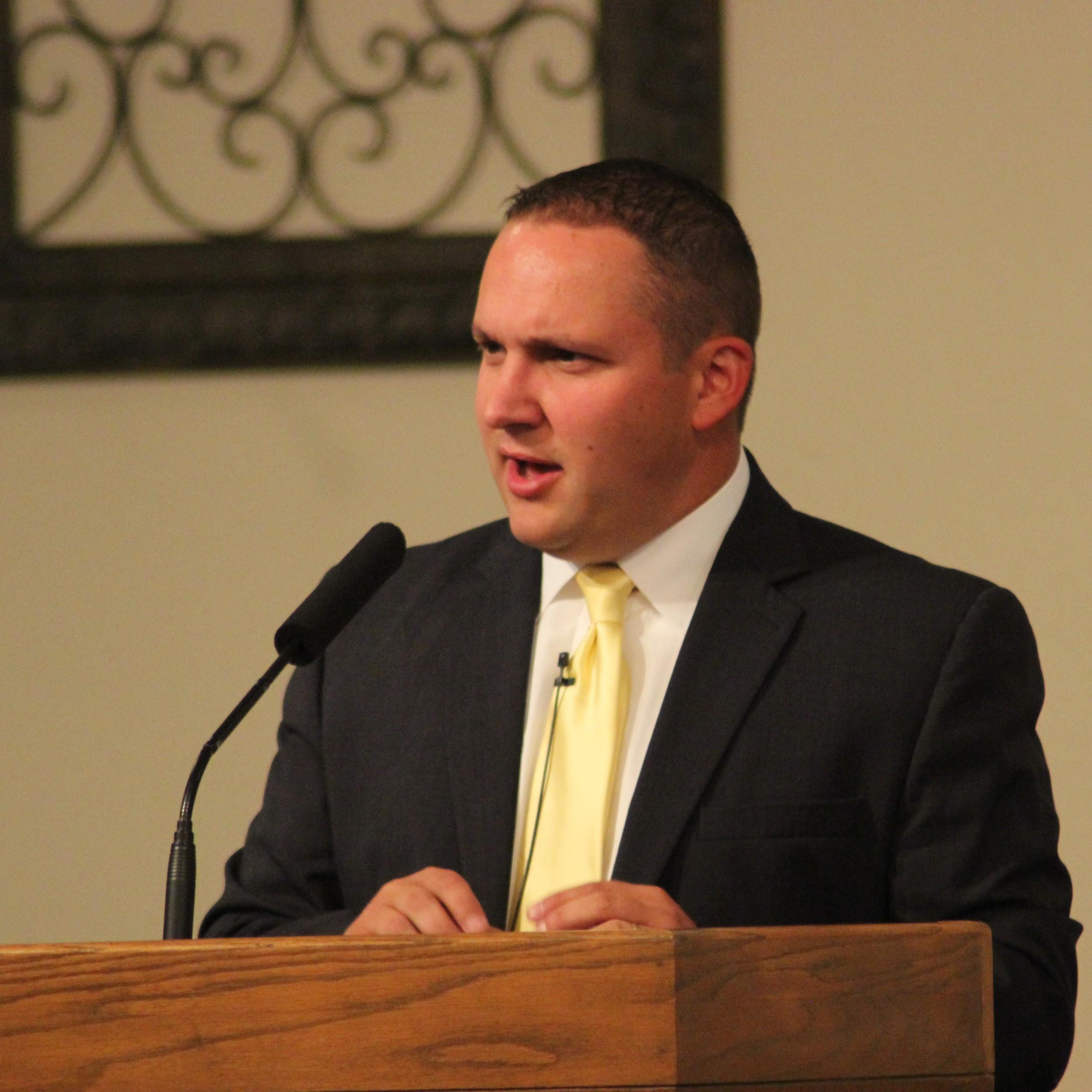 Pastor Joe Decker