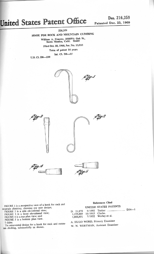 Dolt-Cobra-patentDolt hook patent that he marketed as the Dolt Cobra Hook..jpg