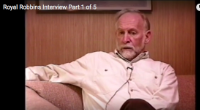 Royal Robbins interview