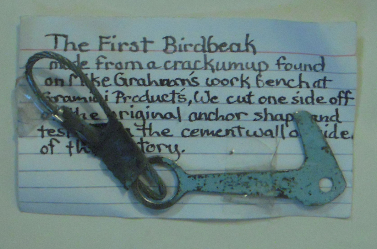 Bridwell-beakBridwell made the first Birdbeak by sawing off one side of a Crack-N-Up..jpg