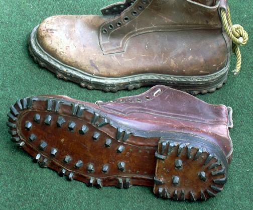 Raffi Bedayn'sboots.