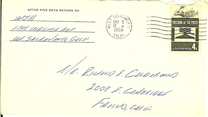 Copy of Envelope