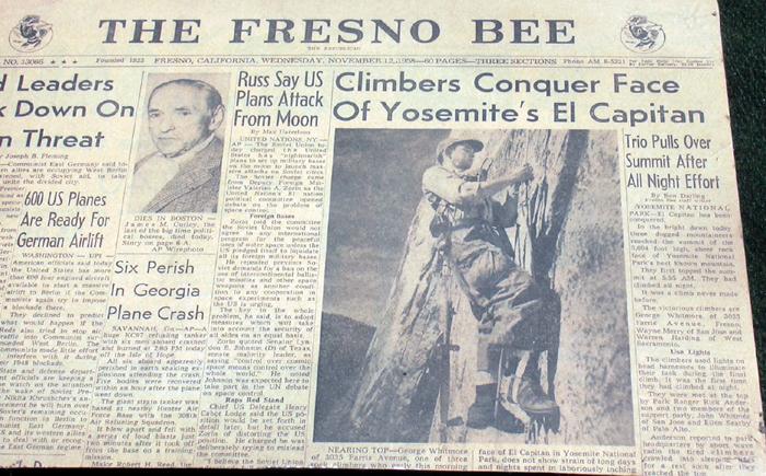 Fresno Bee Article