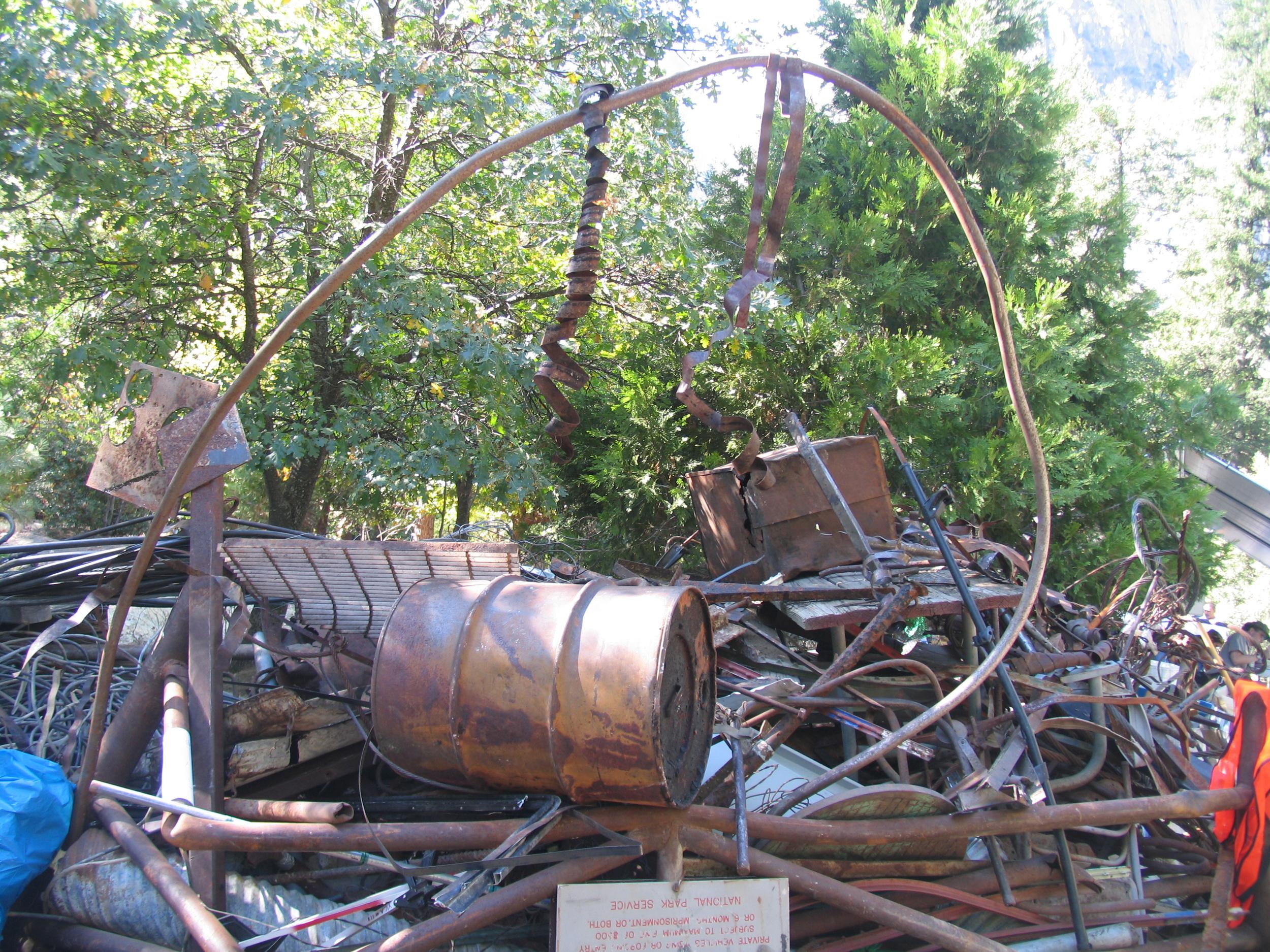 Facelift metal sculpture trash.jpg