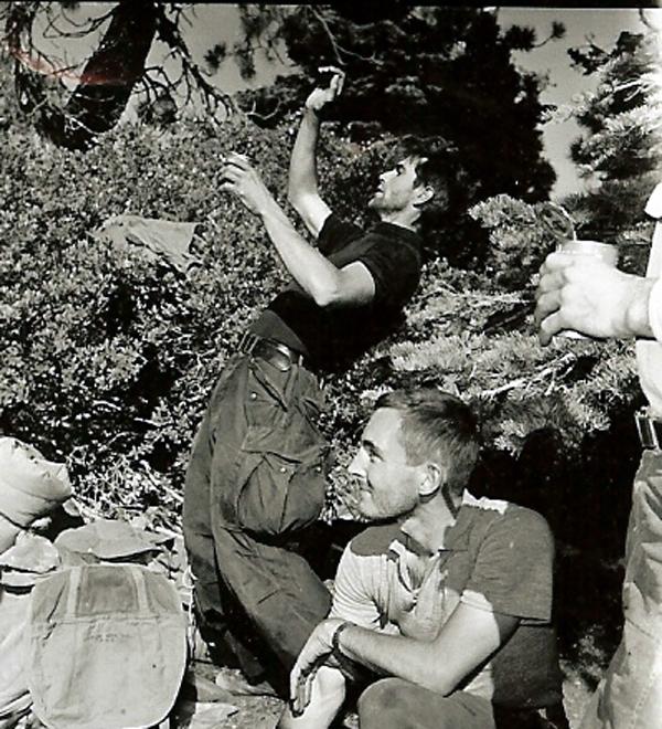 Summit2Warren explaining what the climbing was like. November 12, 1958..jpg