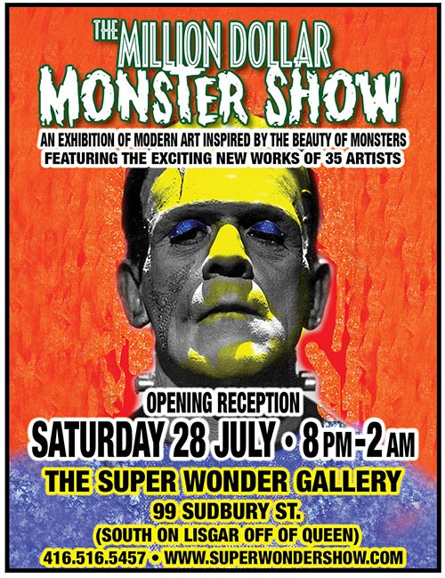 The Million Dollar Monster Show