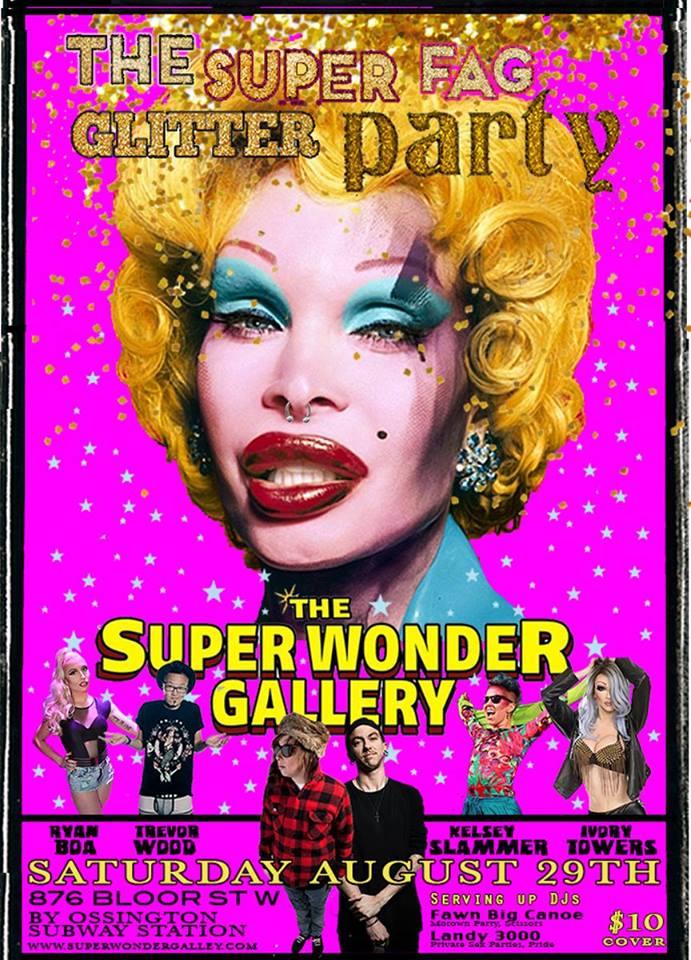 The-Super-Fag-Party-Toronto