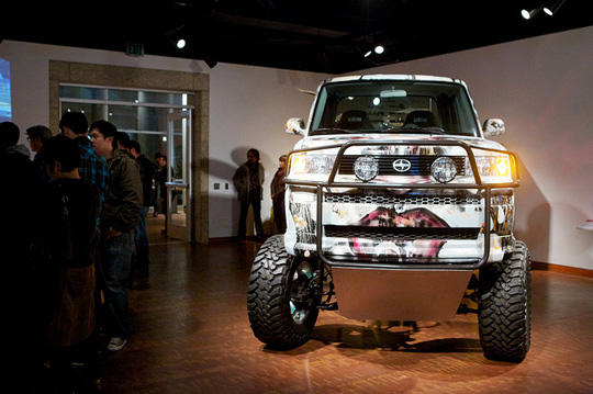 David-Choe-Monster-Truck-Scion-xB-01