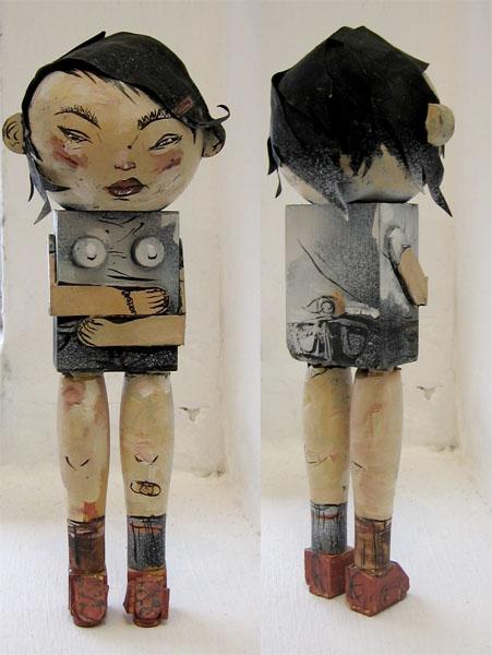 Didi David Choe doll
