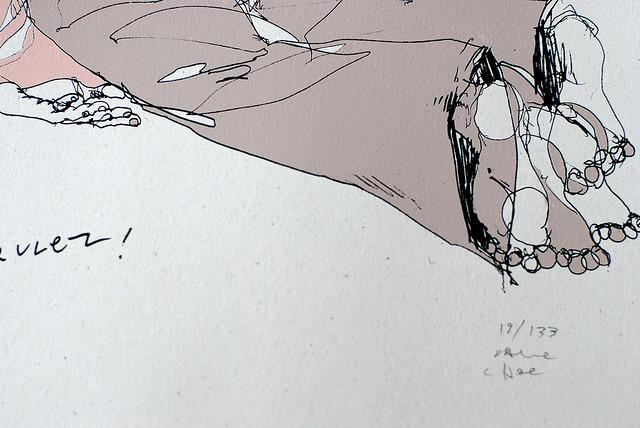 Dry Humping Rulez by David Choe