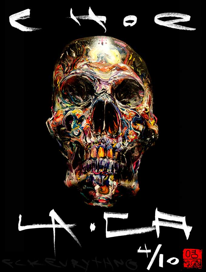 David-Choe-Pasting-Up-LA-for-His-Show-02