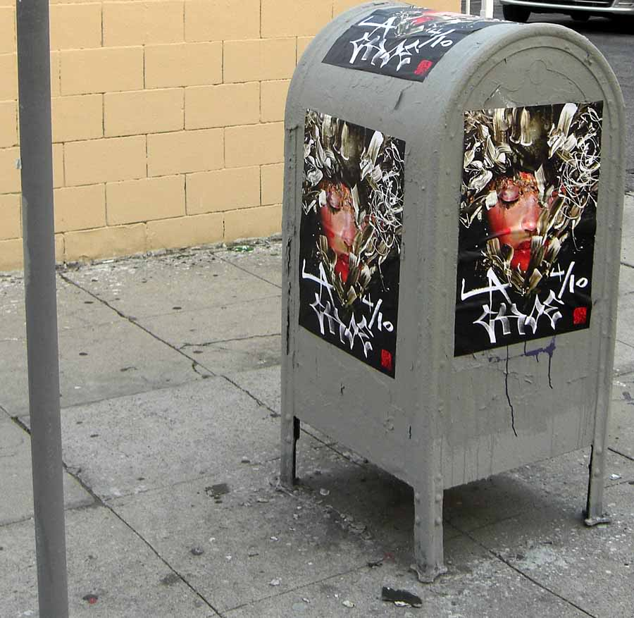 David-Choe-Pasting-Up-LA-for-His-Show-05