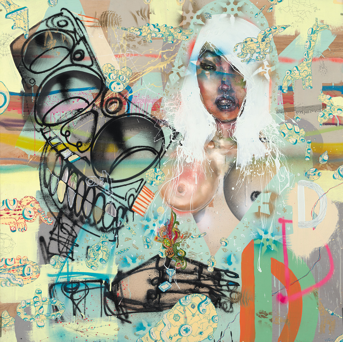 David-Choe-Styrofoam-Ark-and-Stereo-Confessions