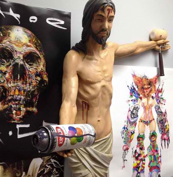 David-Choe-korean-jesus