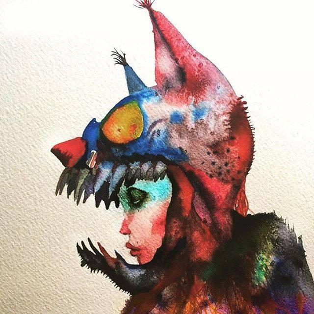 David-Choe-Cat-Lady