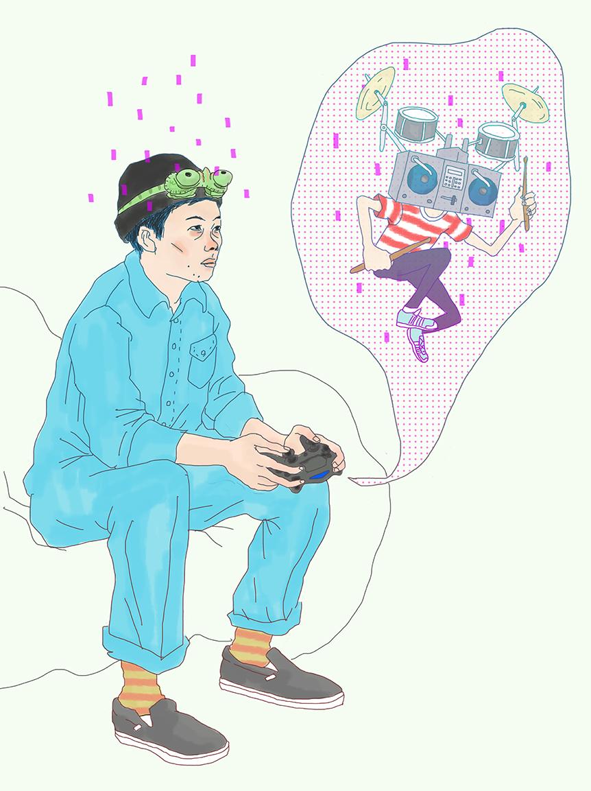 Mangchi Games by Tae Lee - Steebee Weebee