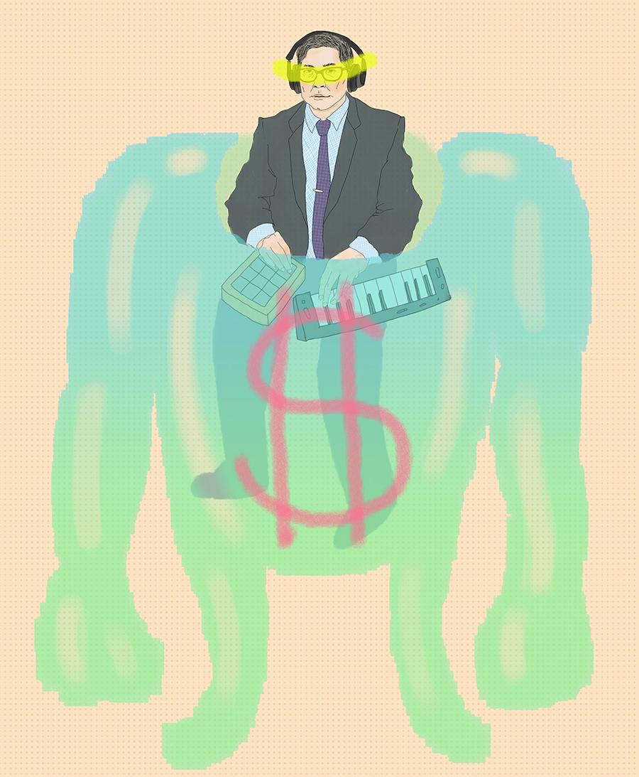 Money Mark Mach 2 by Tae Lee - Mangchi