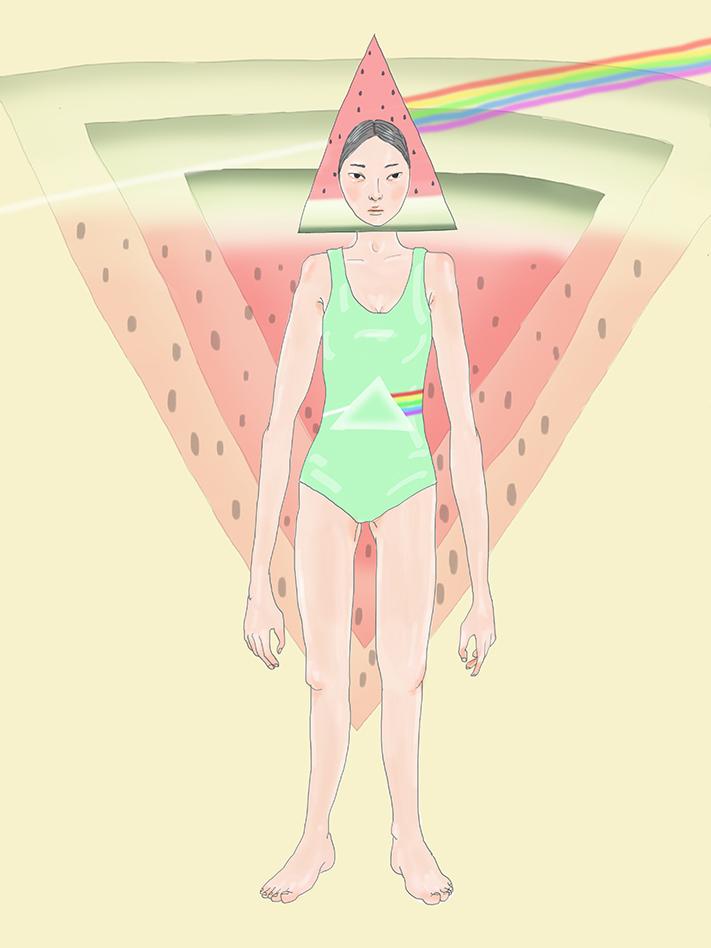 Pleiadian Crush by Tae Lee - Mangchi