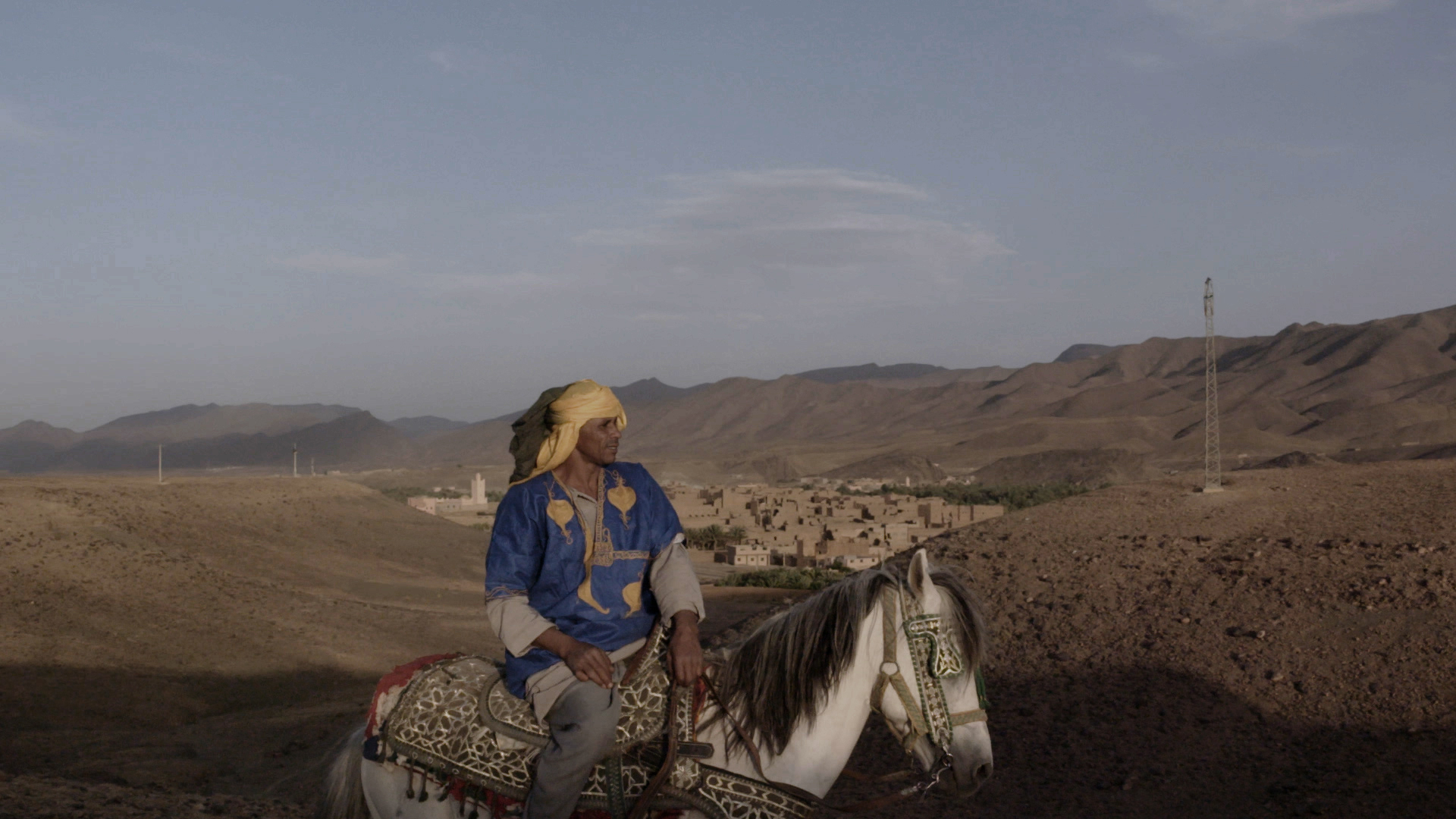Man Rides. Igloo Hong, Morocco.